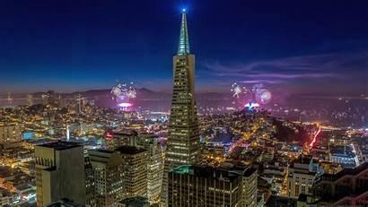 Francisco San Skyline Wallpapers Early Wallpapertag Ipad