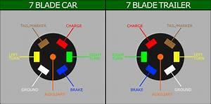 Trailer Connector Wiring Diagram 7