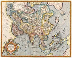 antique maps   worldmap  asiajodocus hondiusc