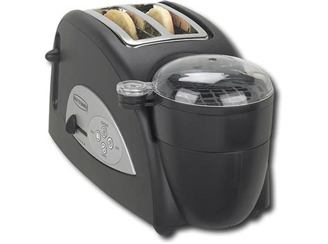 Back To Basics Egg And Muffin Toaster - egg and muffin 2 slice toaster and egg poacher