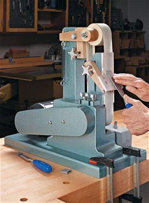 woodsmith plans belt  wood tools  pinterest