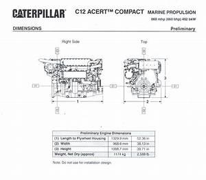 Caterpillar C15 Serpentine Belt Diagram