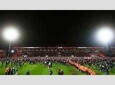 Bournemouth no increase Goldsands Stadium capacity