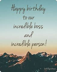 Funny Happy Birthday Wishes For Boss