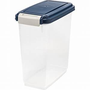 IRIS 11 Qt. Airtight Pet Food Storage Container & Reviews ...