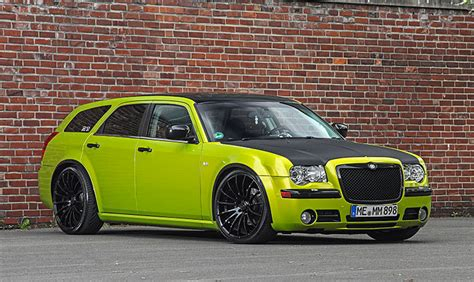 Chrysler 300c Wagon by Chrysler 300c Wagon By Hplusb Design