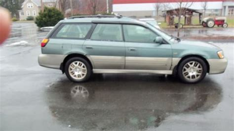 how it works cars 2001 subaru outback electronic toll collection buy used 2001 subaru outback vdc awd leather sunroof wagon 4 door automatic 3 0 6 cyl in