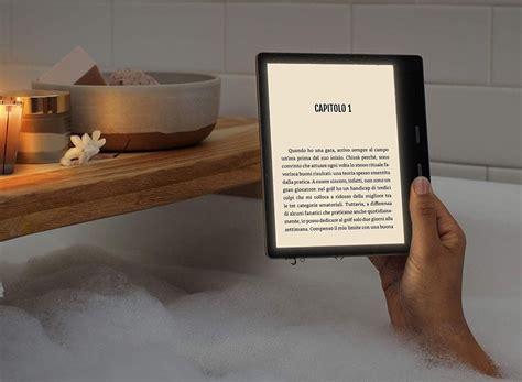 Illuminazione Kindle by Il Nuovo Kindle Oasis Protegge Gli Occhi Con Luce Ambrata