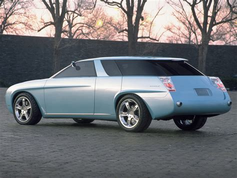Chevy Concept Car by Chevrolet Nomad Concept 1999 Concept Cars