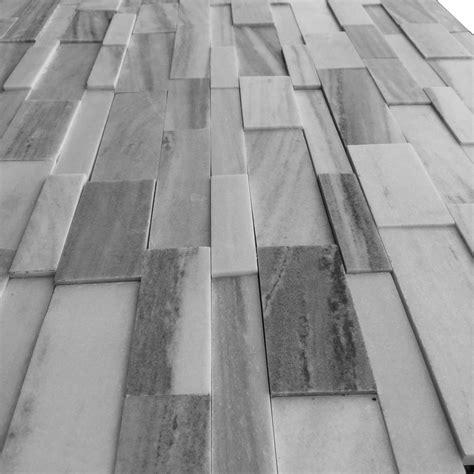 palisandro honed marble ledger panels