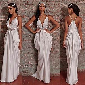 ancient greek wedding dresses at exclusive wedding With ancient greek wedding dresses