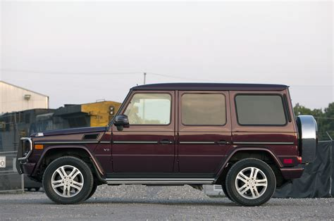 G550 Mercedes Review by Review Of Mercedes G550