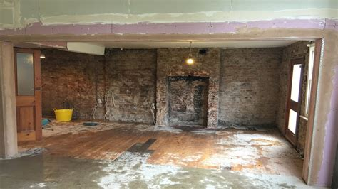 How To Remove Internal Load Bearing Wall With Picture