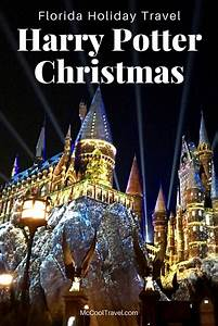 Harry Potter Christmas in the Wizarding World at Universal ...