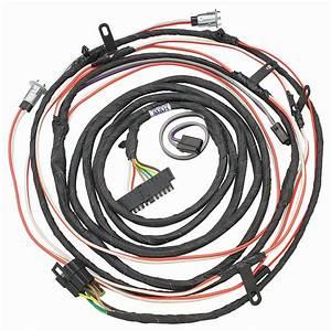 M U0026h Cutlass  442 Rear Light Intermediate Harness