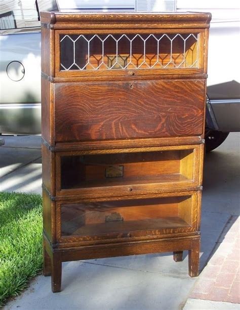 Lawyers Bookcases For Sale by 4 Stack Quot D Quot Globe Wernicke Desk Sold Antique Lawyer
