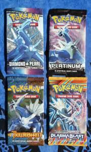 pokemon tcg booster packs
