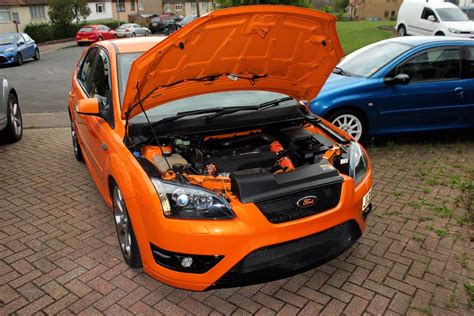 Jamie Myers's 2007 Ford Focus St On Wheelwell
