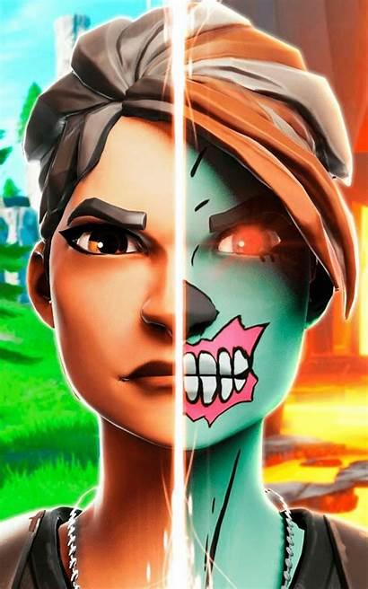 Gaming Fortnite Profile Wallpapers Foto Bros Skin
