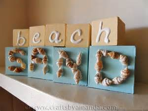 Beach Themed Crafts for Adults