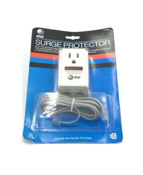 line noise phone filter protector surge