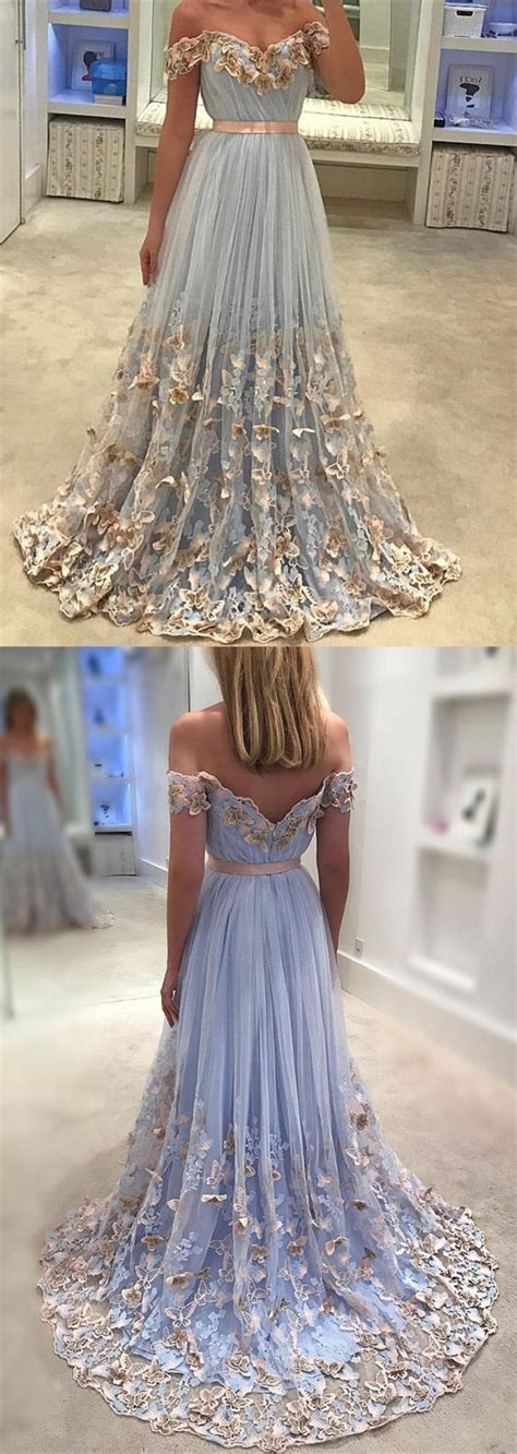 Unforgettable quinceañera dresses your quinceañera is the biggest party you've ever planned, and you'll want to look incredible. Prom Dress Fitted, prom dresses,Elegant Light Blue Tulle ...