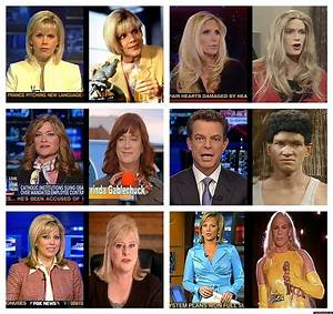 Fox News Figures Totally Look Like 'The Kids In The Hall ...