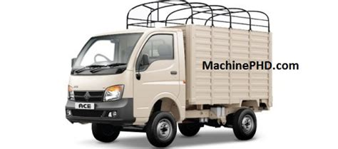 Tata Ace Hd Picture by Tata Ace Ht And Ace Xl Price Mileage Specs Overview 2019