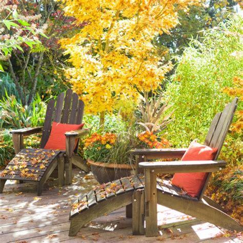Garten Neu Gestalten Im Herbst by Gartengestaltung Ideen F 252 R Die Kommende Herbstsaison