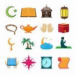Vector Islam Icons Vecteezy Vectors Clipart