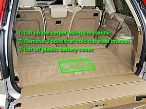Volvo Xc90 Car Battery Location