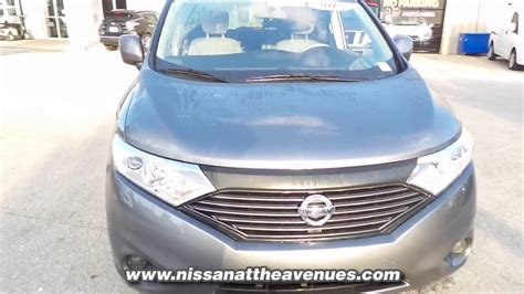 Nissan Avenues by Used 2015 Nissan Quest S At Coggin Nissan Avenues Used