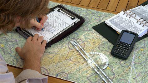 flight planning paper galvin flying