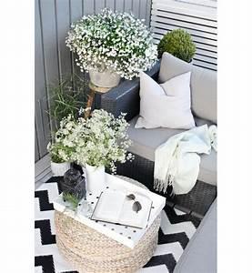 Aménager Son Balcon Pas Cher : d corer son balcon pour les beaux jours cocon d co ~ Premium-room.com Idées de Décoration