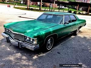 Chevrolet Impala 4 1 1974