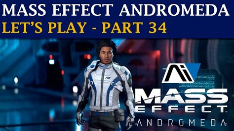 mass effect andromeda let s play part 34 liam kosta loyalty mission 3440x1440