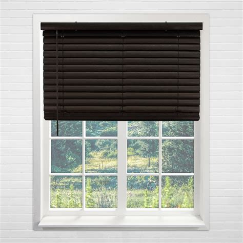 chicology cordless   vinyl mini blinds window