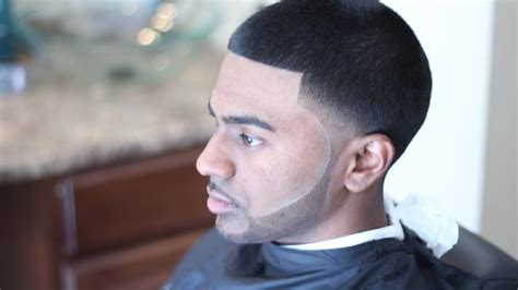 Shadow Taper Fade Haircut