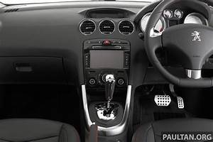 Peugeot 408 Griffe Upgrade Package Announced Image 210339