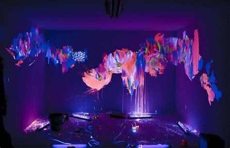 Blacklight Room Tumblr