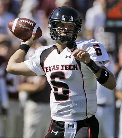 Harrell Graham Tech Texas Leach Quarterback Mike