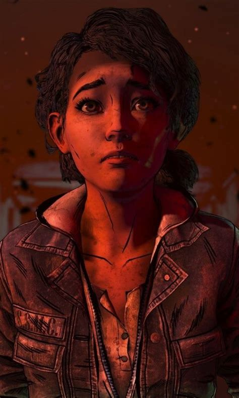 video game clementine  walking dead