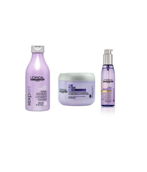 L'Oreal Professionnel Serie Expert Liss Unlimited Kit Buy