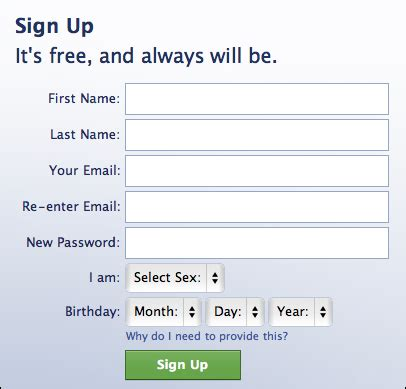 How Do I Sign Up For A Facebook Account?  Ask Dave Taylor. Software Configuration Management Audit. Zero Percent Interest Lyrics Log In Script. Sales License California Web Hosting Services. Online Reading Specialist Programs. Assisted Living Green Bay Wi Tax Form Help. Business School Student Loans. Youtube Dental Implants English Online School. Freeway Insurance Corporate Office