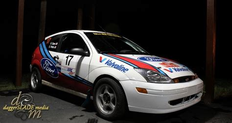 ford focus zx turbo rally car wr showroom