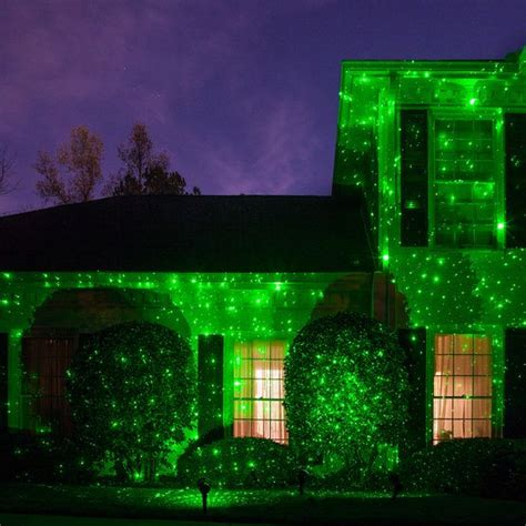 christmas light show projector green x500 laser christmas light projector christmas