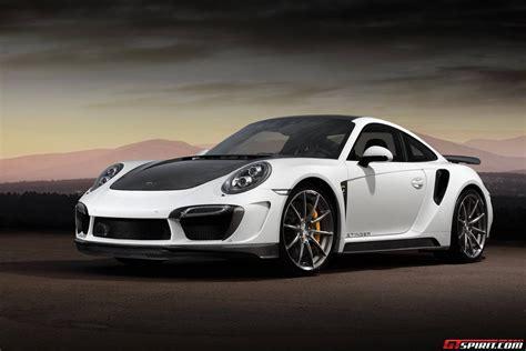 Official Topcar Porsche 911 Turbo And Turbo S Stinger Gtr