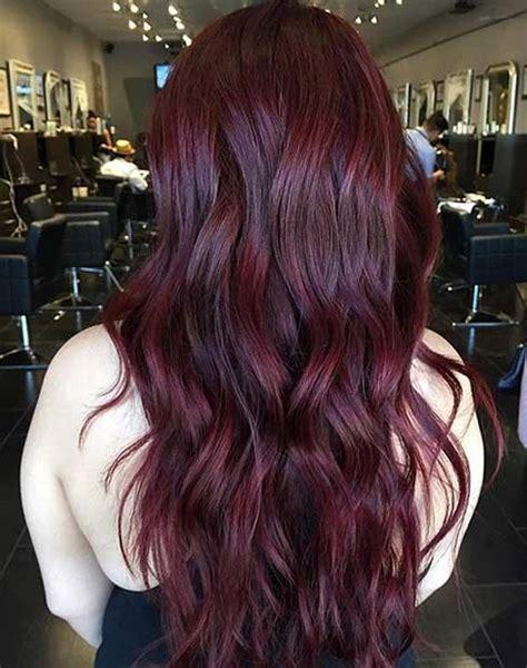 burgundy hair color ideas 21 amazing hair color ideas burgundy