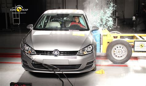 volkswagen golf mk awarded  star ancap safety rating