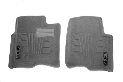 2004 Nissan Xterra Floor Mats by Lund 174 Catch It Nissan Xterra 2000 2004 Gray Carpet Rear